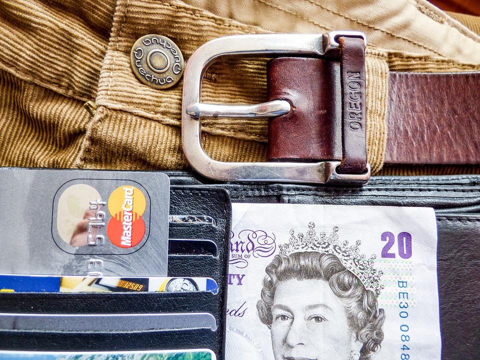 finance Británie