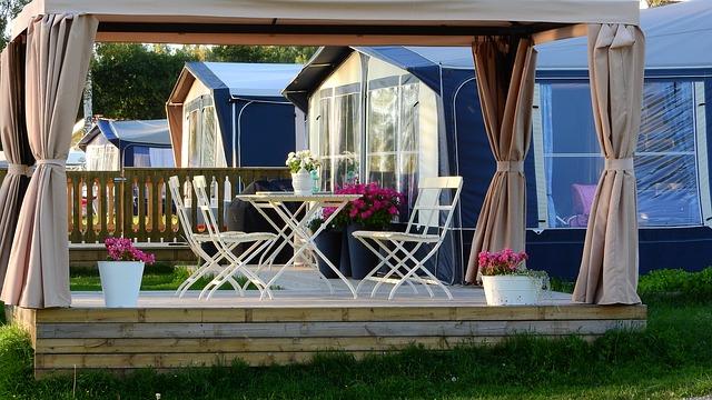 zahradní veranda