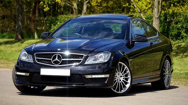 Nový Mercedes