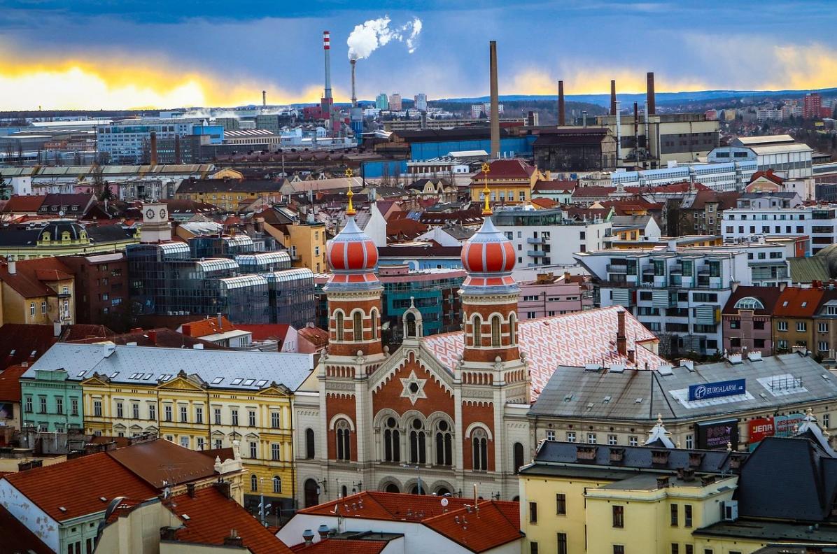 město Plzeň
