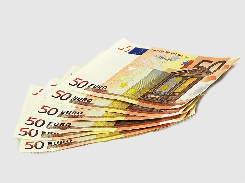 padesátky eura